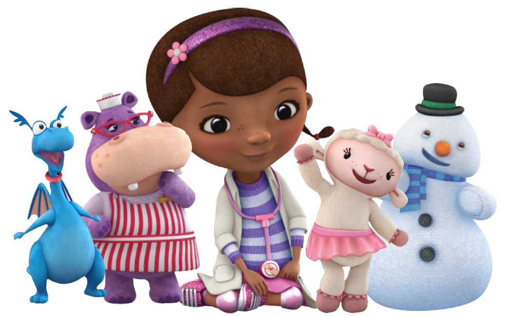 Doc mcstuffins birthday clipart picture transparent download Doc McStuffins Clipart picture transparent download
