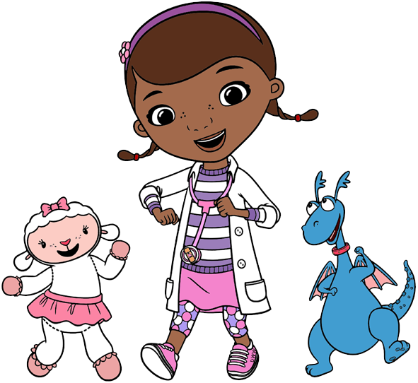 Doc mcstuffins stuffy clipart graphic royalty free library Doc McStuffins Clip Art 2 | Disney Clip Art Galore graphic royalty free library