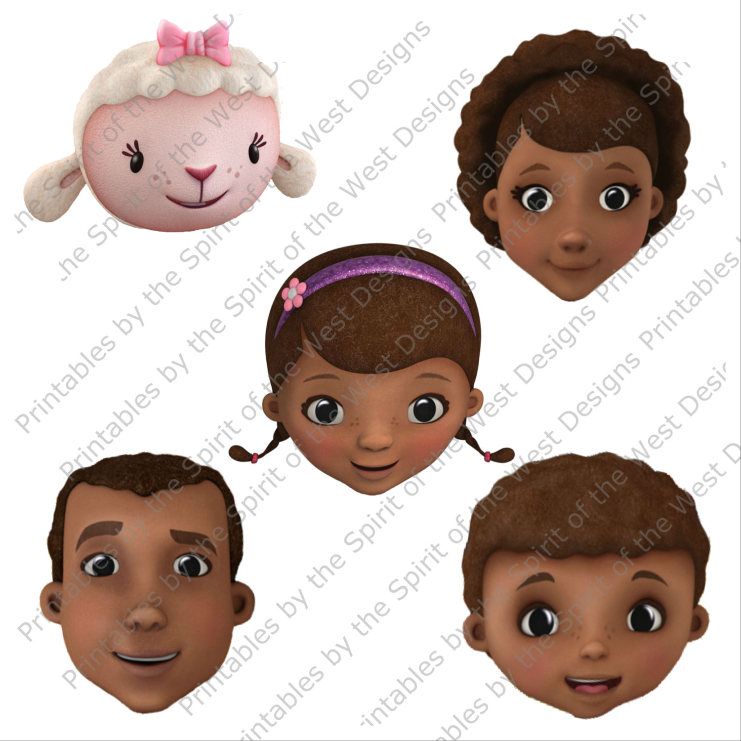 Doc mcstuffins face clipart graphic royalty free Doc mcstuffins face clipart - ClipartFest graphic royalty free