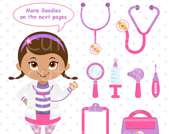 Doc mcstuffins face clipart image free stock Doc mcstuffins tools clipart - ClipartFest image free stock
