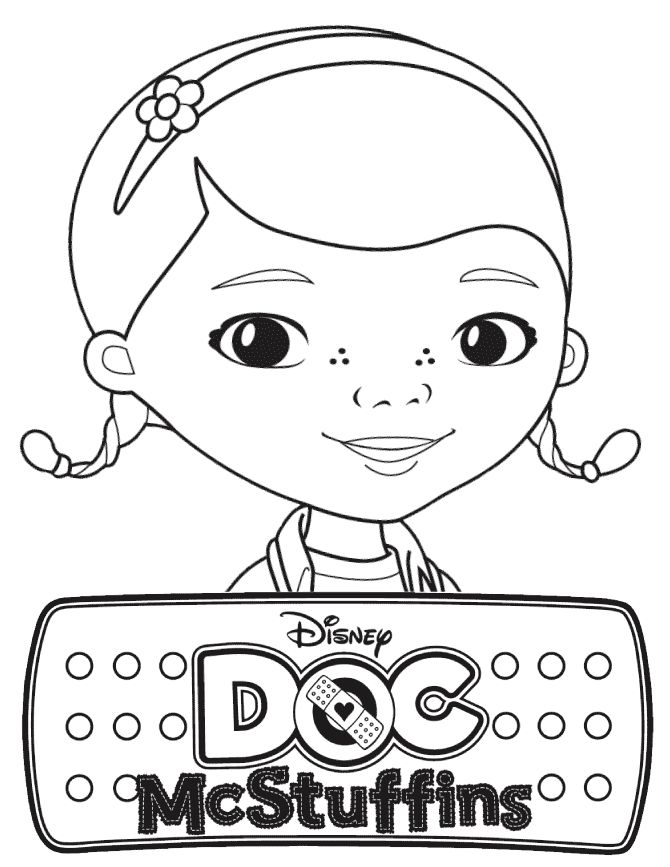 Doc mcstuffins printable clipart clip art royalty free library 17 Best images about Doc McStuffins Printables on Pinterest | Doc ... clip art royalty free library