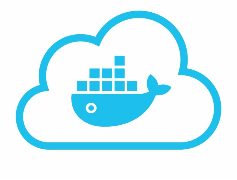 Docker logo clipart image royalty free download White Cloud Icon Png , Png Download - White Docker Logo Png Free PNG ... image royalty free download