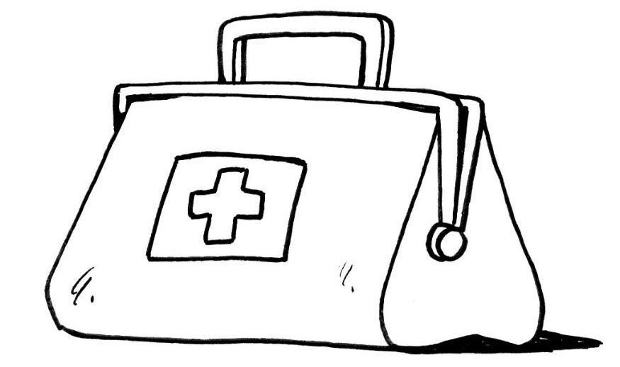 Doctor bag clipart jpg library library Doctor Bag Cliparts - Making-The-Web.com jpg library library