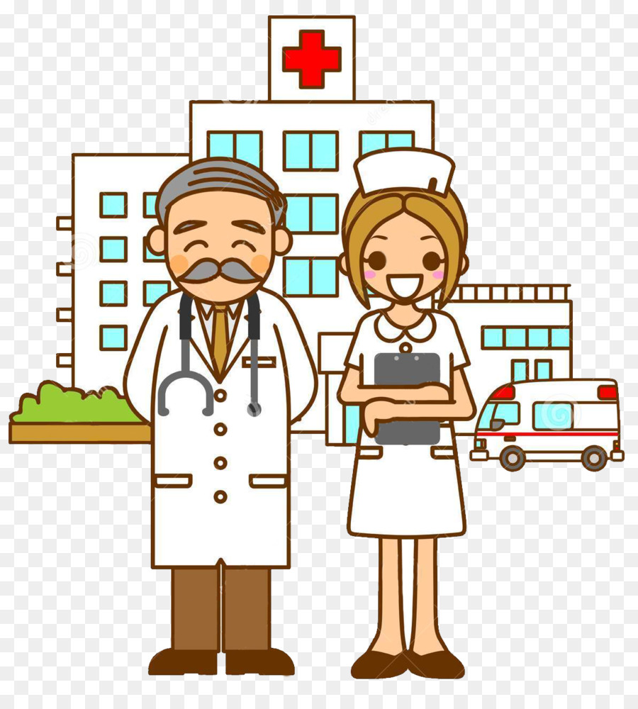 Doctor hospital clipart stock Nurse Cartoon png download - 1193*1300 - Free Transparent Physician ... stock