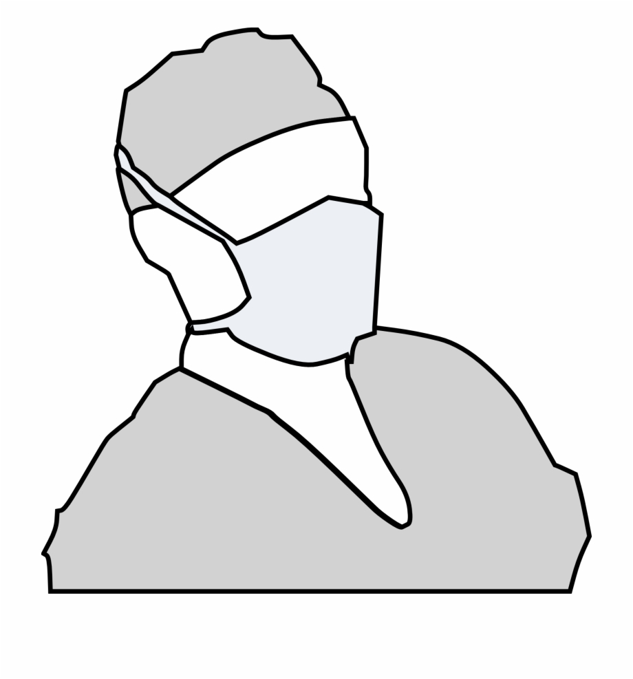 Doctor mask clipart clip art freeuse download Clip Art Doctor Mask Clipart, Transparent Png Download For Free ... clip art freeuse download
