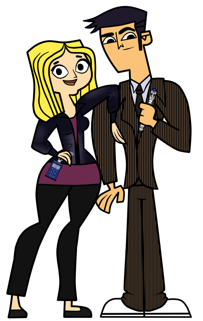 Doctor playing basketball clipart svg free library Halloween Cosplay - Carrie and Devin Doctor Who by EvaHeartsArt on ... svg free library