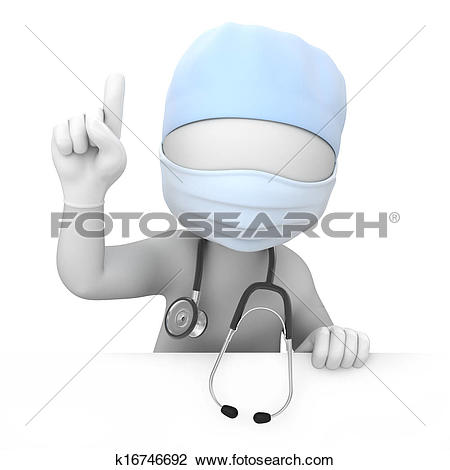 Doctor thumbs up clipart. Drawing of eyeglasses gown