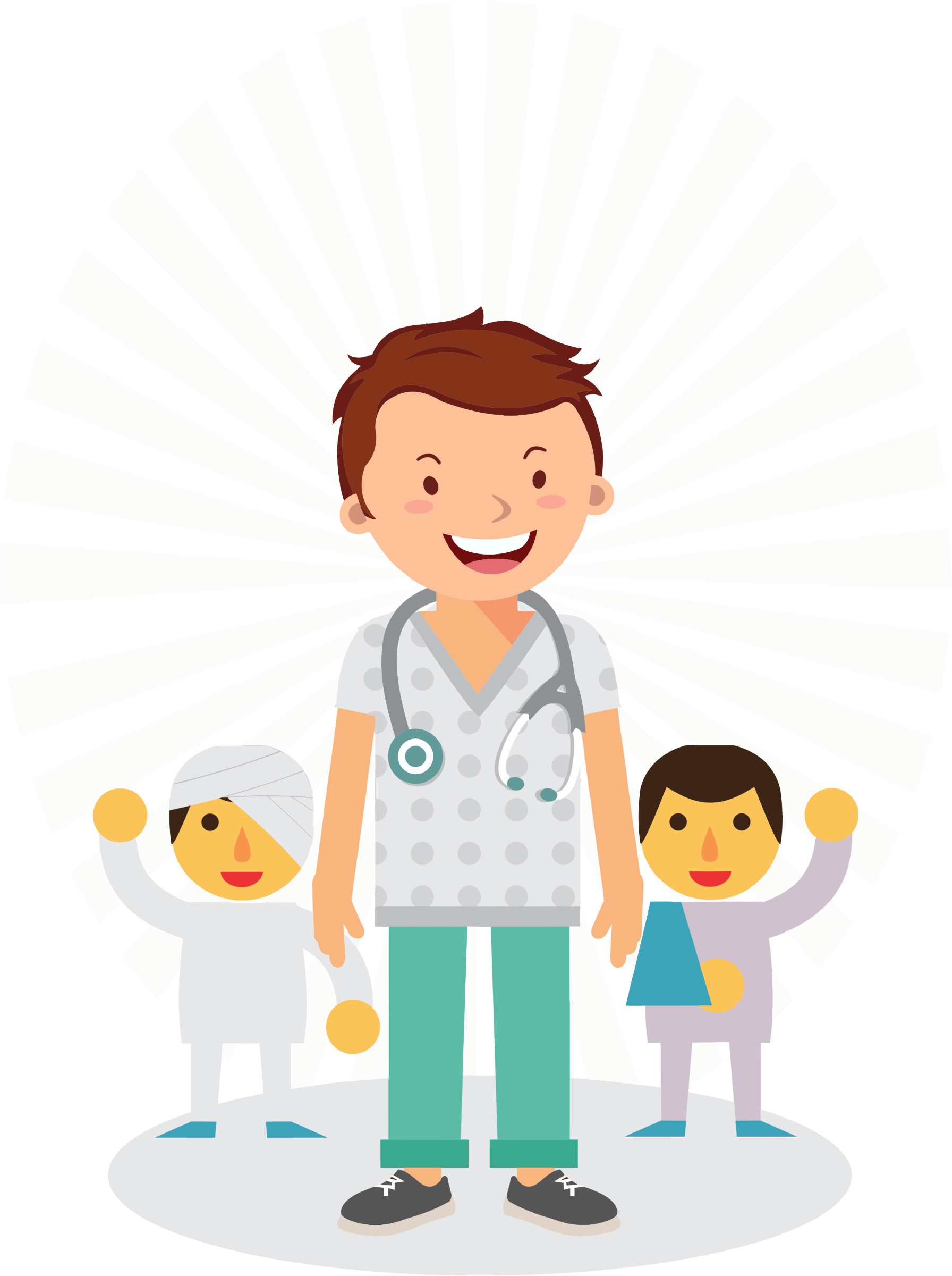 Doctor with babgy clipart transparent background image library stock Doctor and patient clipart clipart images gallery for free download ... image library stock
