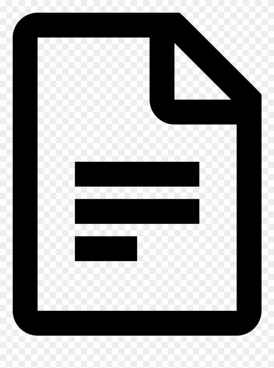 Document clipart icon jpg freeuse Google Docs Icon - Doc Icon Clipart (#288763) - PinClipart jpg freeuse