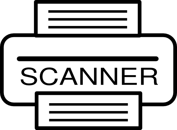 Scan clipart png free download Scanner Clip Art - Clip Art Library png free download