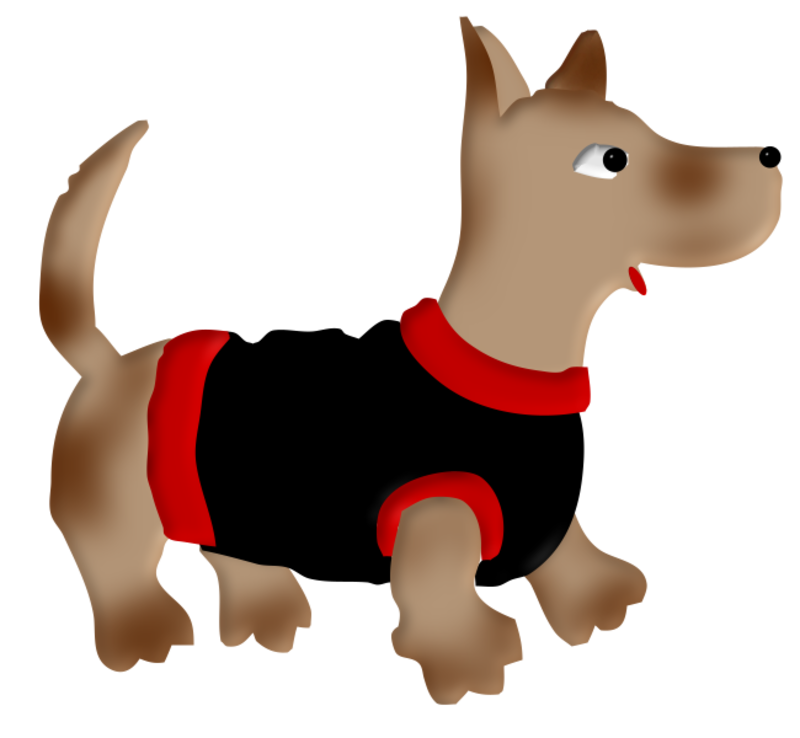 Dog accessories clipart image library stock DOG CLIP ART | CLIP ART - ANIMALS MISC - CLIPART | Pinterest | Clip ... image library stock