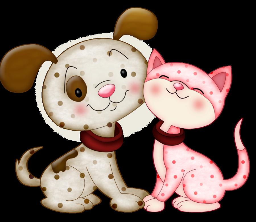Dog and cat hug clipart svg transparent stock So sweet...............   Cutie...   Pinterest   Clip art, Dog and Cat svg transparent stock