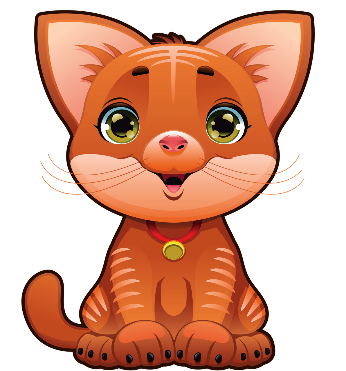 Dog and cat together clipart picture transparent download Яндекс.Фотки | Clipart animals | Pinterest | Album picture transparent download