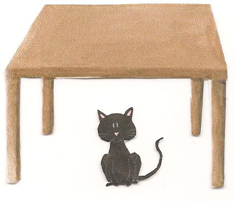 Dog and cat under the desk clipart vector download Animal Desk Cliparts - Cliparts Zone vector download