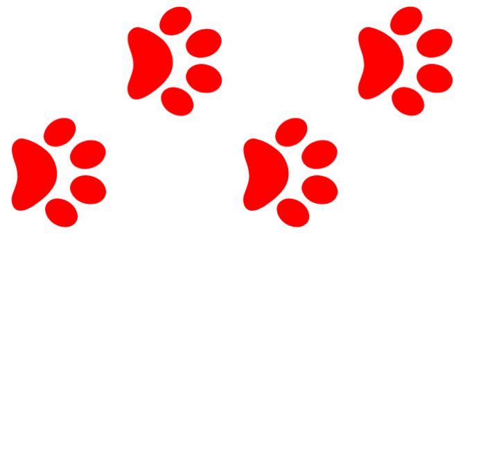 Dog and heart clipart banner free download Dog Paw Clipart - BClipart banner free download