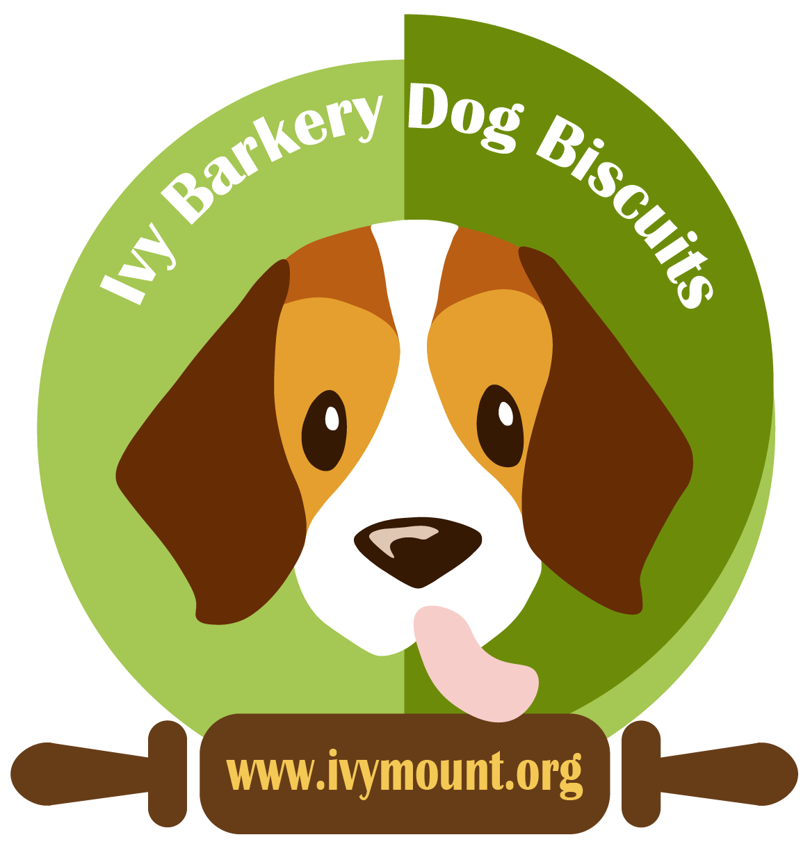 Dog biscuit clipart banner library stock Ivy Barkery - The Ivymount School banner library stock