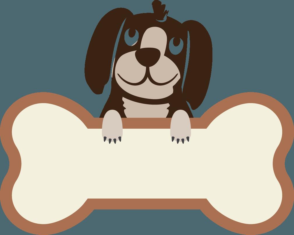 Dog bone free clipart image royalty free download Dog Logo Pet Kennel club - bone dog 1009*809 transprent Png Free ... image royalty free download