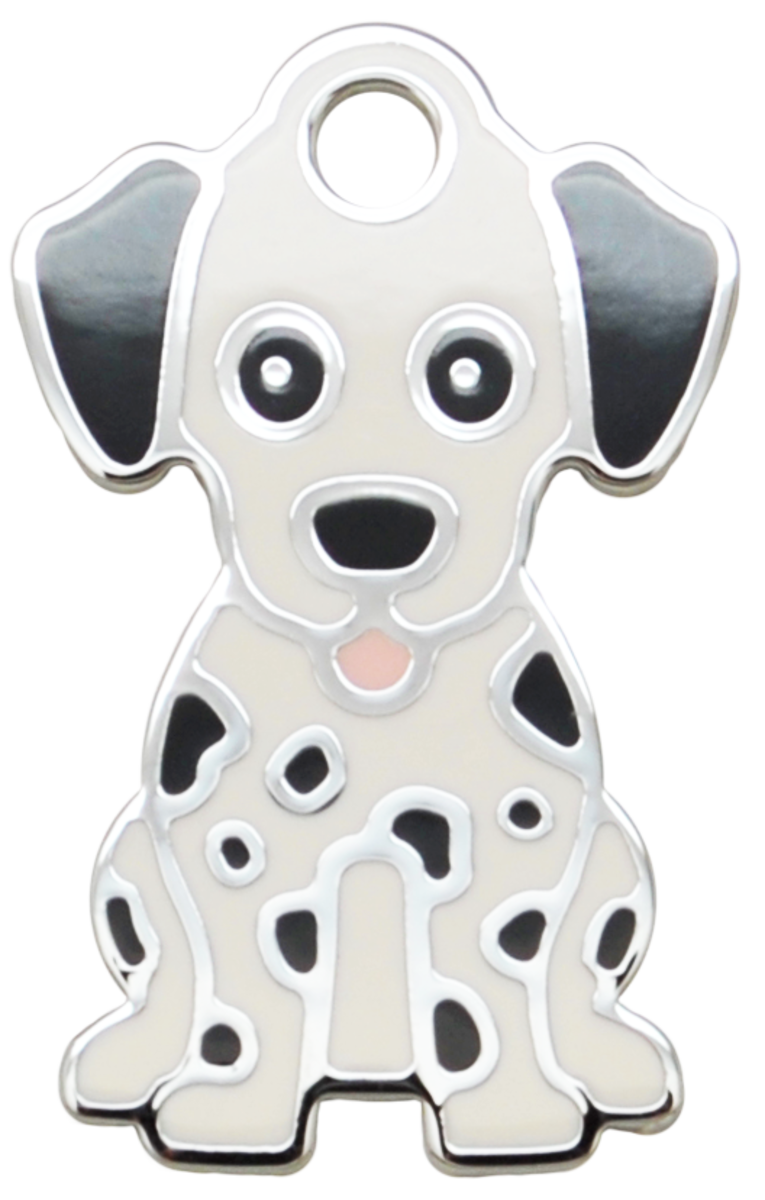 Dog bone tag clipart royalty free download Therese Tag & Pet Accessories | Dalmatian SM Dog Bone | HKTVmall ... royalty free download