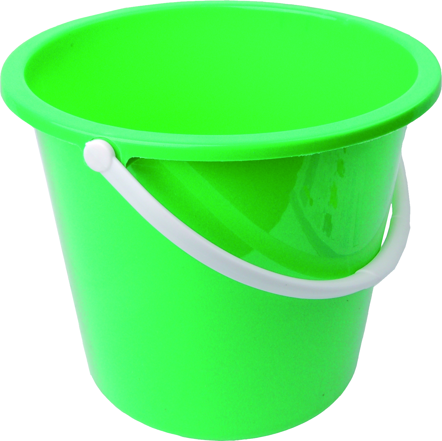 Flower water bucket clipart vector black and white download Green PLastic Bucket PNG Image - PurePNG | Free transparent CC0 PNG ... vector black and white download