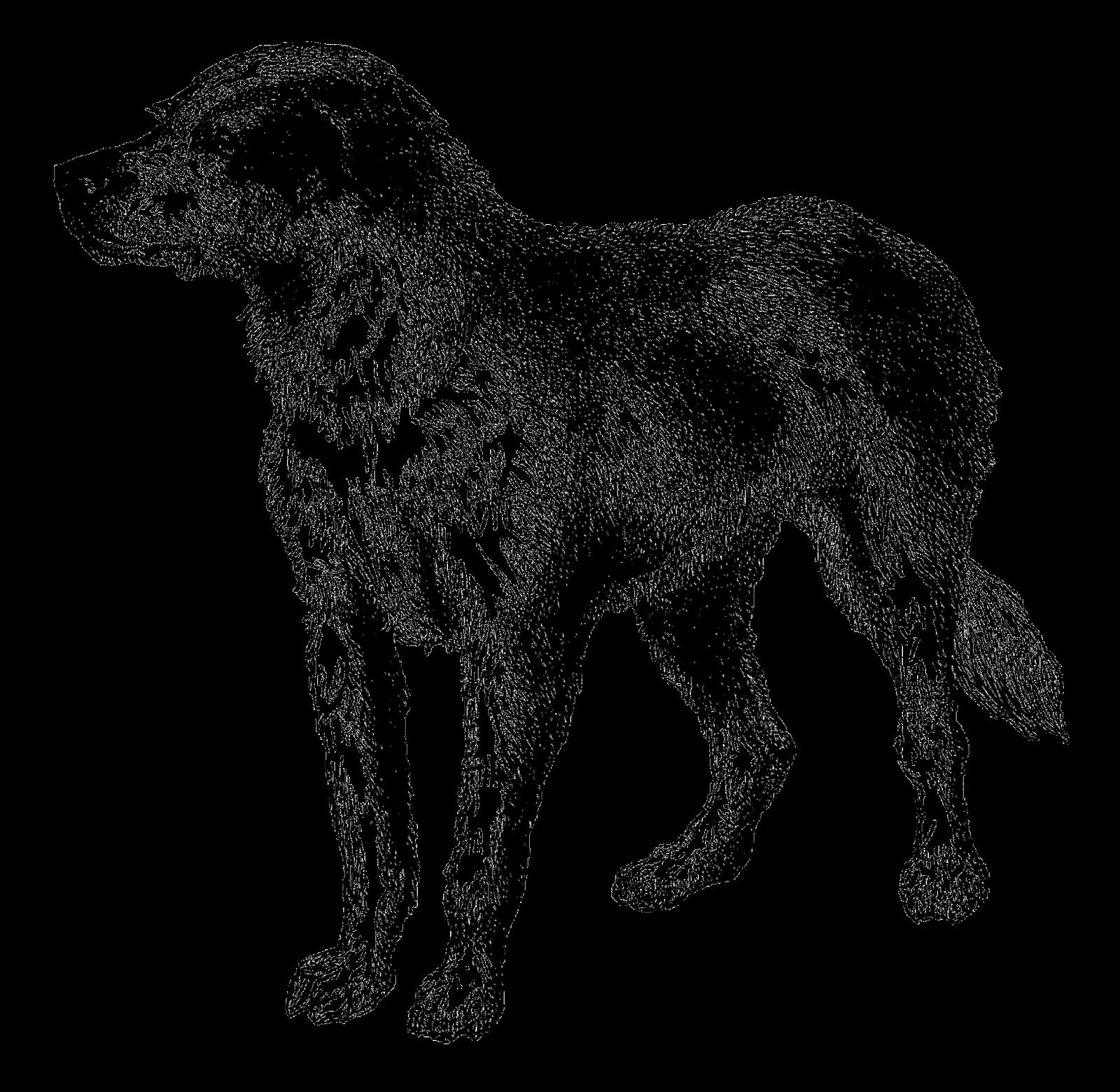 Dog breeds clipart graphic Antique Images: Vintage Dog Breed Boarhound Digital Download Animal ... graphic