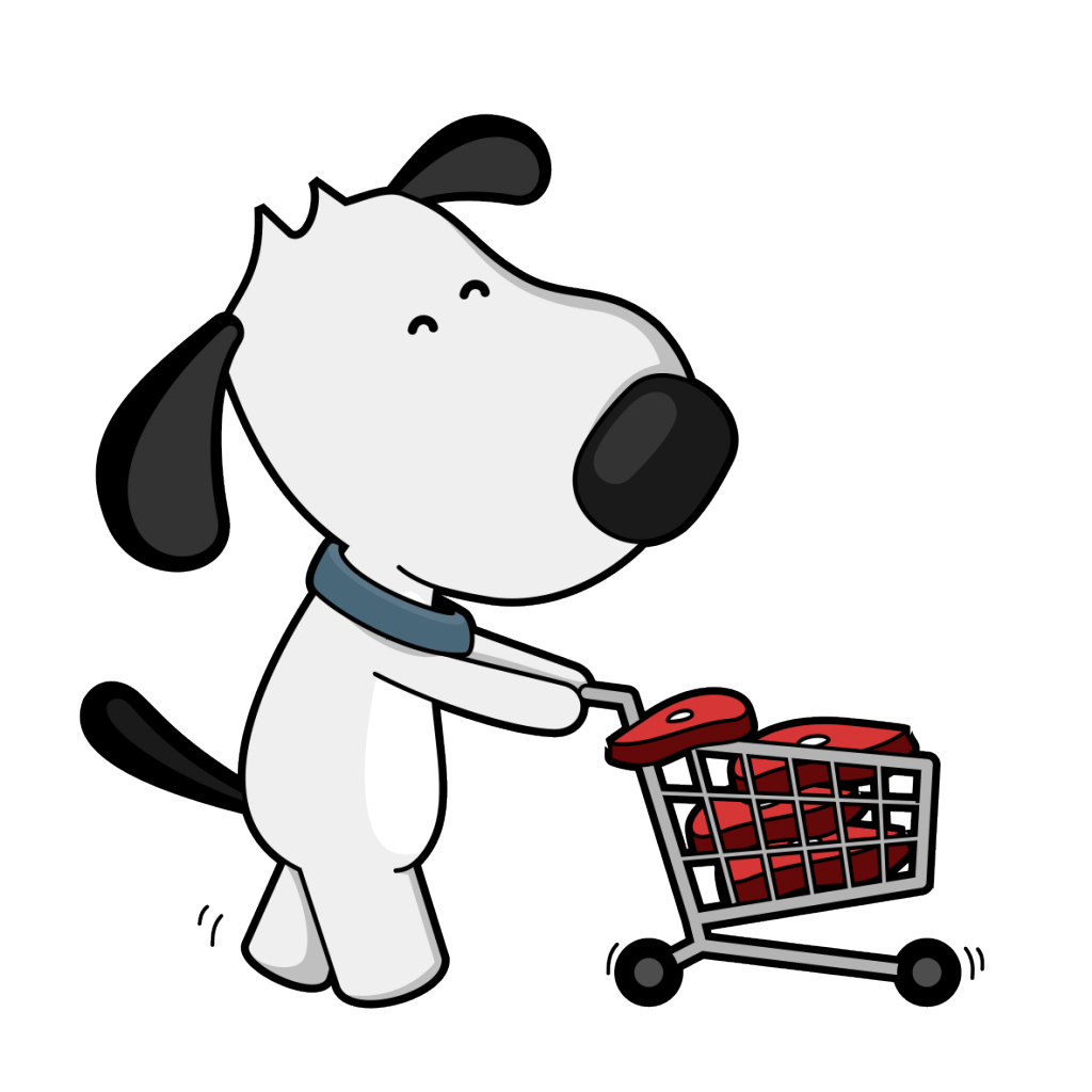 Dog food bowl clipart picture black and white stock Kidney Failure in Dogs Part 3 - The Natural Solution - Dogs First picture black and white stock