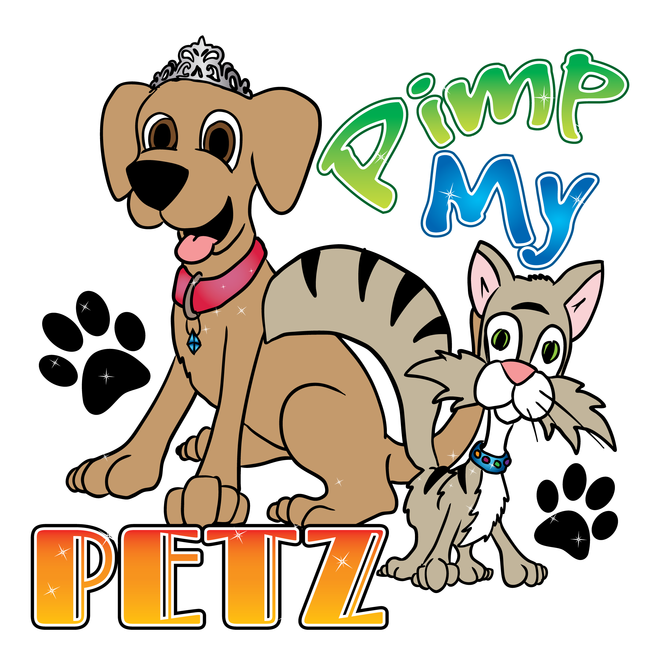 Dog brushing teeth clipart picture transparent download Pimp My Petz! | picture transparent download