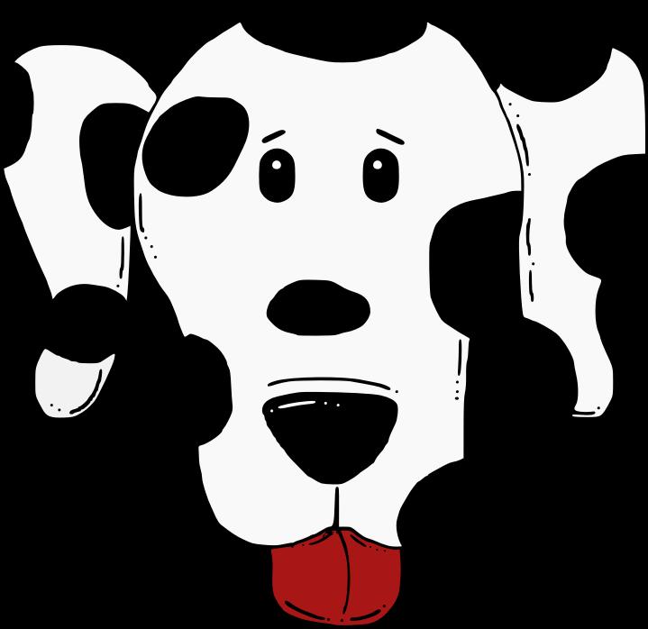 Dog cam clipart transparent download Image for Spotty Dog Animal Clip Art   Animal Clip Art Free Download ... transparent download