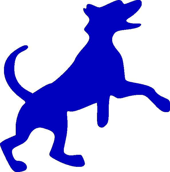 Dog leash clipart image transparent Blue Dog Clipart image transparent