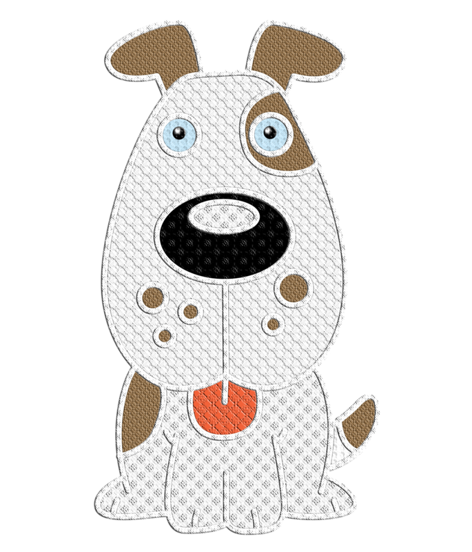 Dog clipart coloring. Nadusha baby and clip