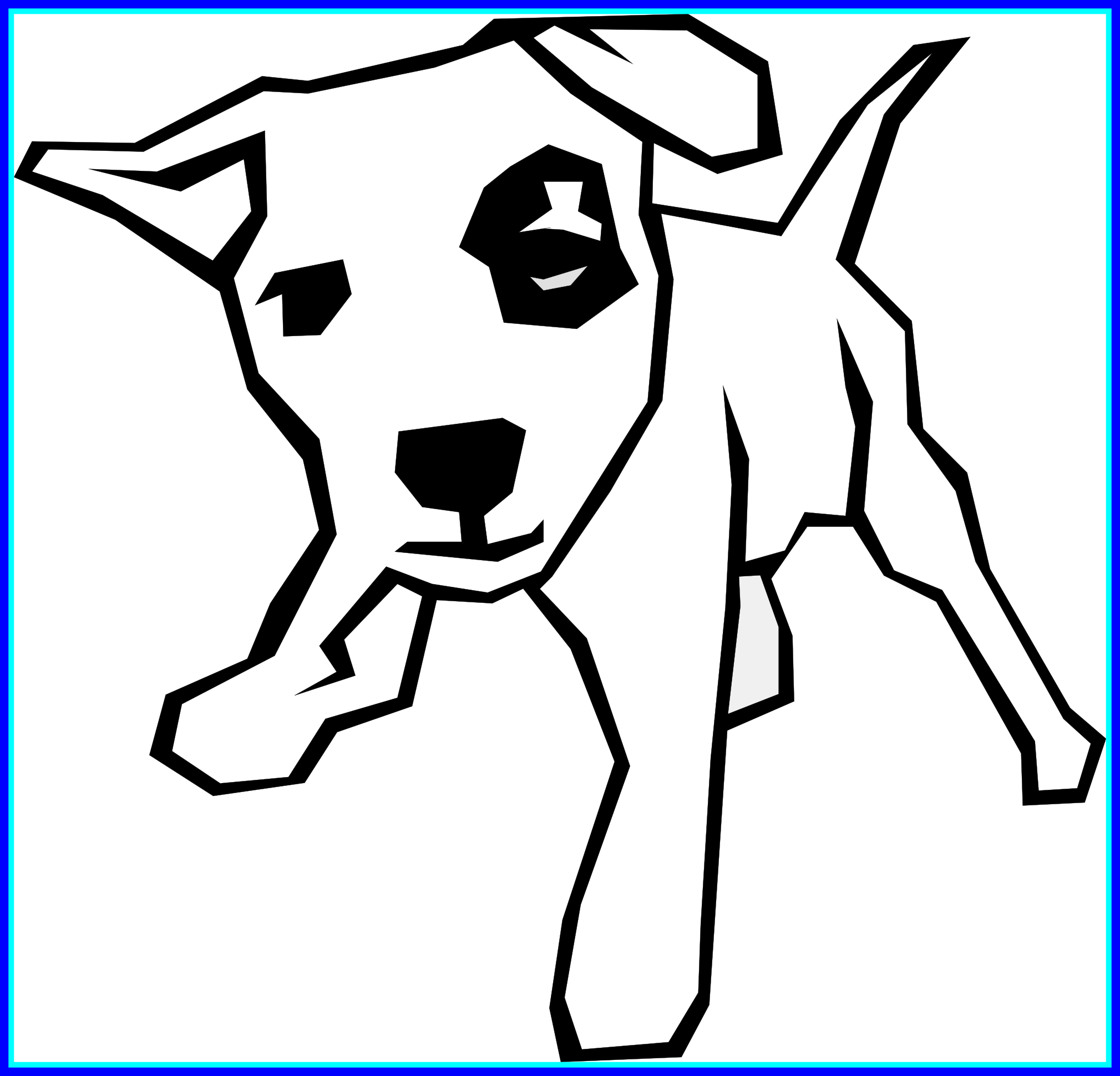 Dog clipart coloring pages free stock The Best Sad Puppy Face Cartoon Clip Art Image For Dog Black And ... free stock