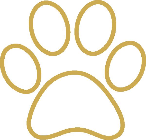 Dog clipart outline svg Outline Clip Art at Clker.com - vector clip art online, royalty free ... svg