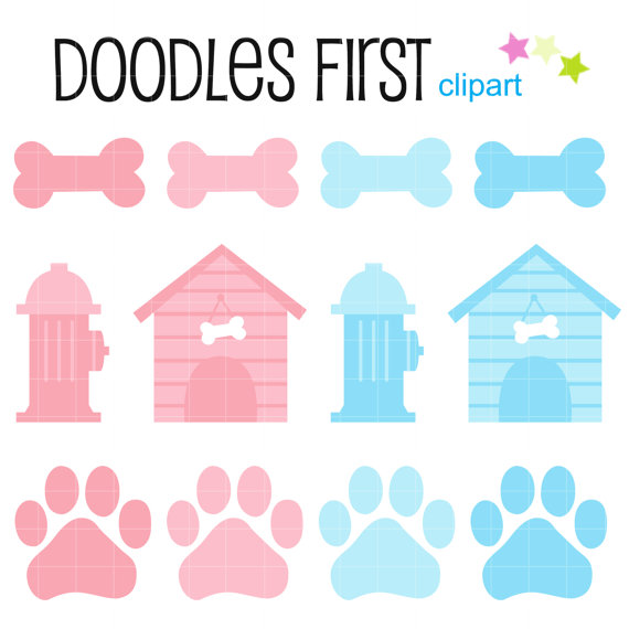 Dog clipart pastel clipart black and white library Dog clipart pastel - ClipartFest clipart black and white library
