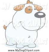 New stock designs by. Dog clipart pastel