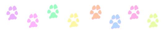 Dog clipart pastel clip free dog-paw-print-clip-art-pastel- ... - ClipArt Best - ClipArt Best clip free