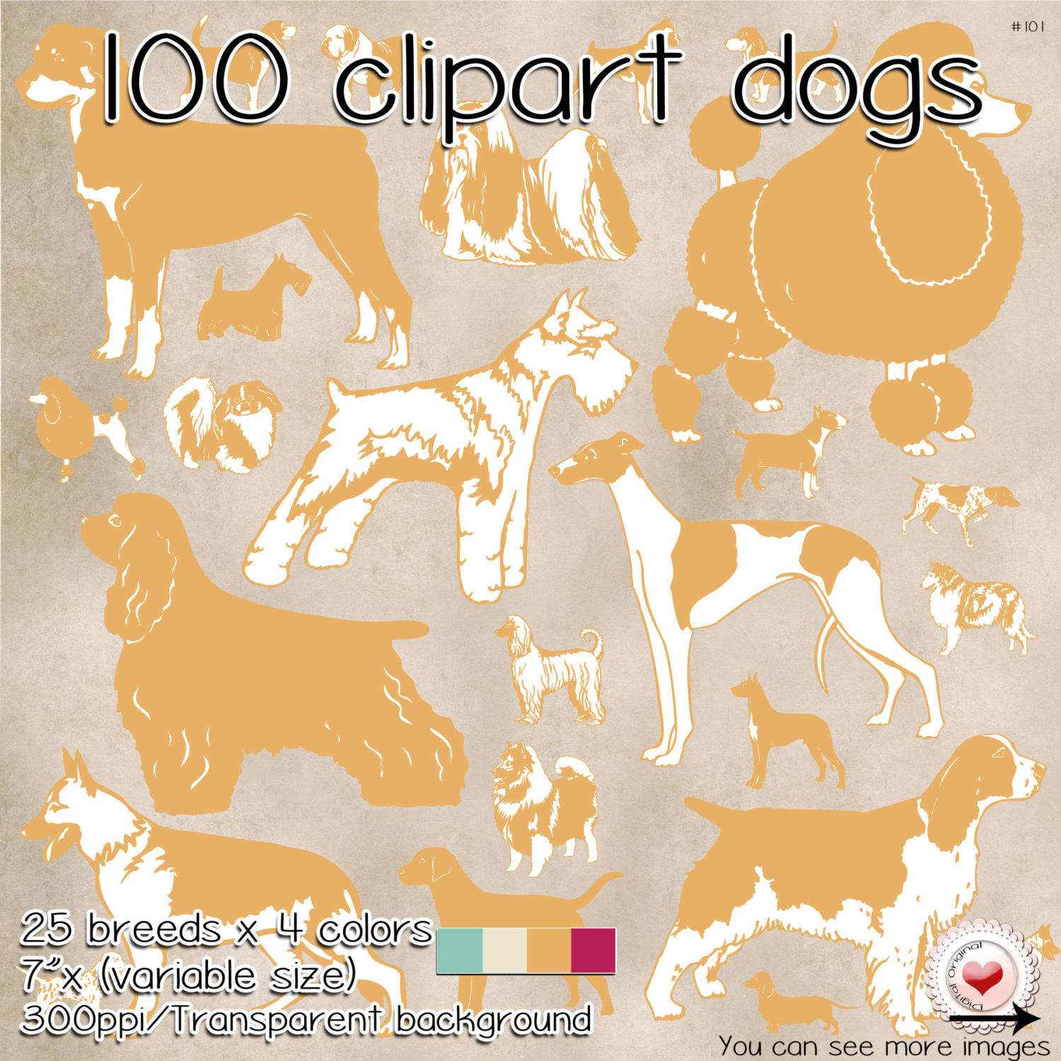 Dog clipart pastel picture black and white library Pinterest • The world's catalog of ideas picture black and white library