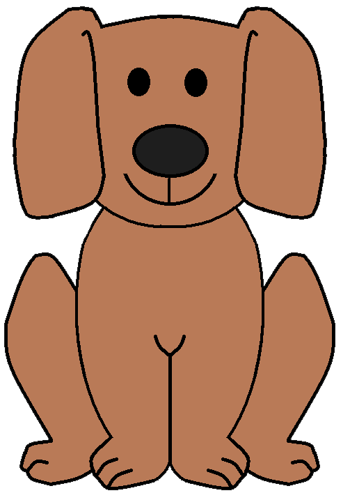 Dog clipart png transparent jpg free stock Sitting dog clipart png - ClipartFest jpg free stock