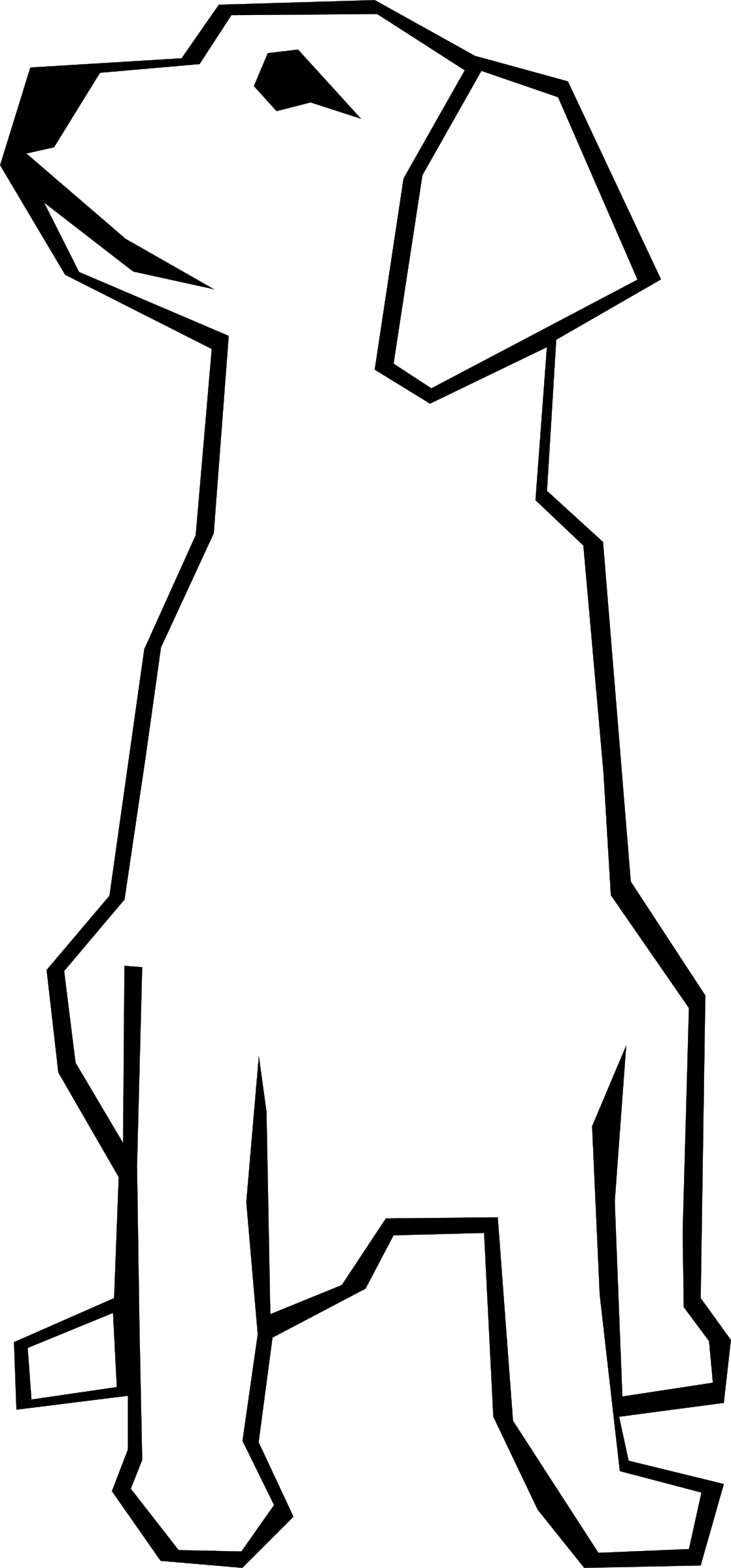 Dog sitting silhouette clipart clip transparent stock Clipart - Dog (Simple Drawing) clip transparent stock