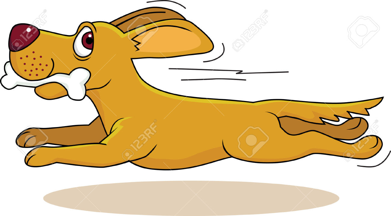 Dog clipart stock clip royalty free Dog Running Clipart & Dog Running Clip Art Images - ClipartALL.com clip royalty free