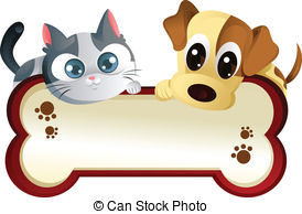 Dog clipart stock. And illustrations vector eps