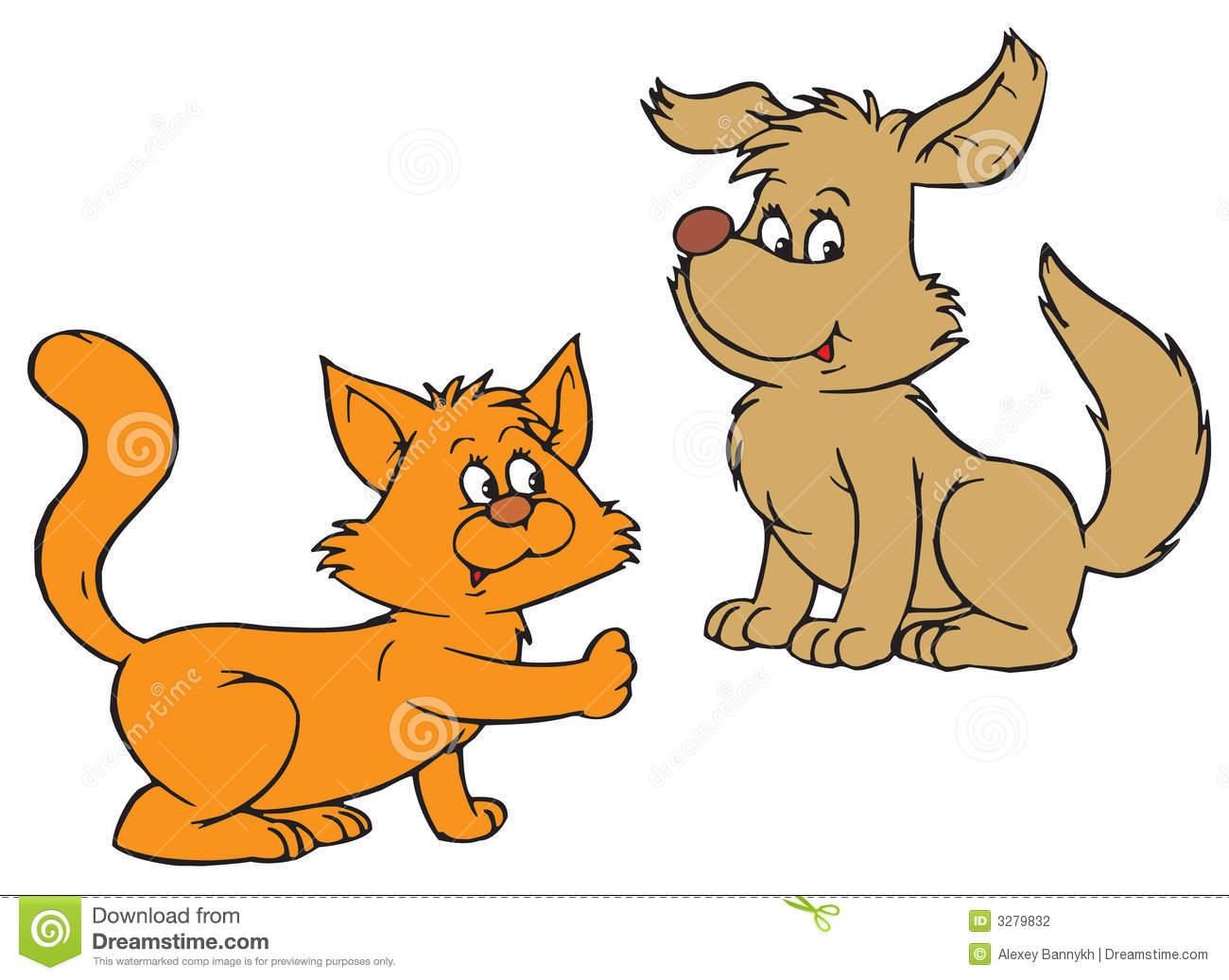 Vector clip art photos. Dog clipart stock