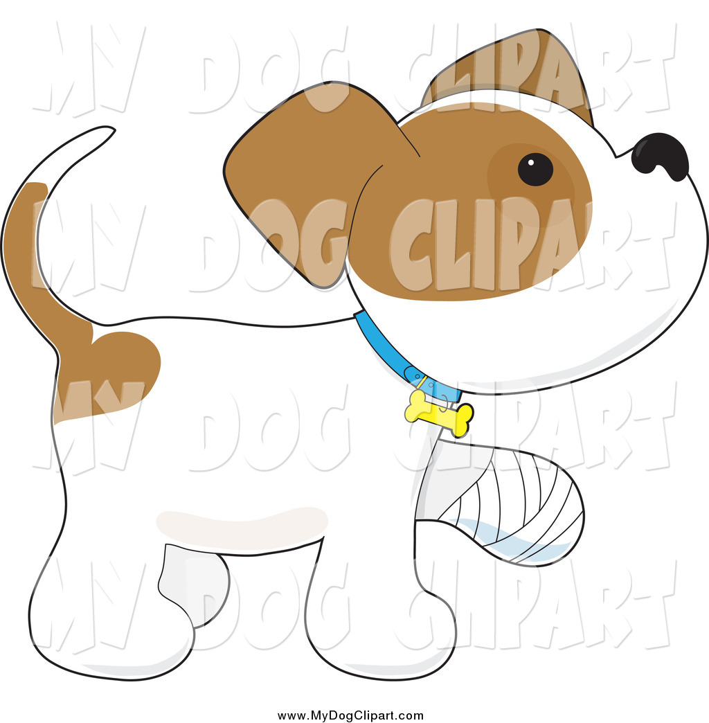 Dog clipart stock clipart library library Dog clipart hurt paw - ClipartFest clipart library library