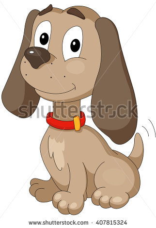 Images royalty free vectors. Dog clipart stock