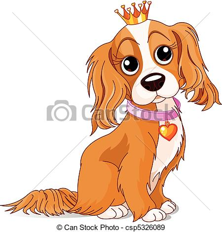 And illustrations vector eps. Dog clipart stock