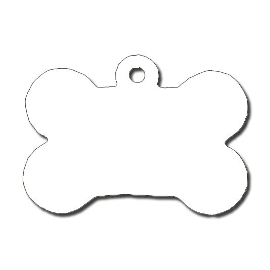 Dog collars free clipart black and white free stock Dog Bone Tag Clipart #1 | For the pets | Pet tags, Dog collar tags ... free stock