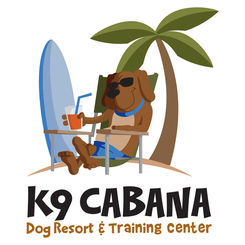 Dog days of summer clipart clipart black and white stock K9 Cabana Dog Resort & Spa | Dog Boarding Dog Daycare | Myrtle Beach clipart black and white stock