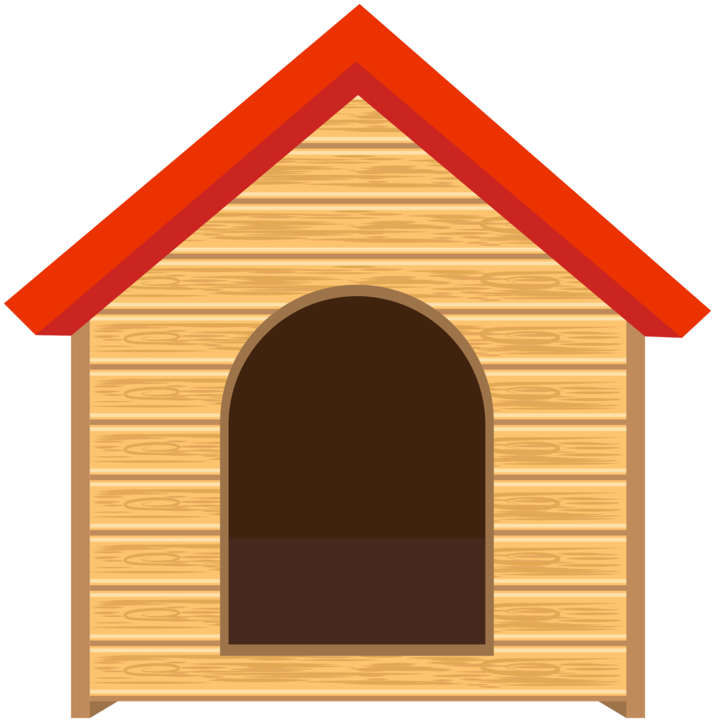 Dog dish clipart picture library library Doghouse PNG Clip Art Image 2573 Dog House Clipart | typegoodies.me picture library library