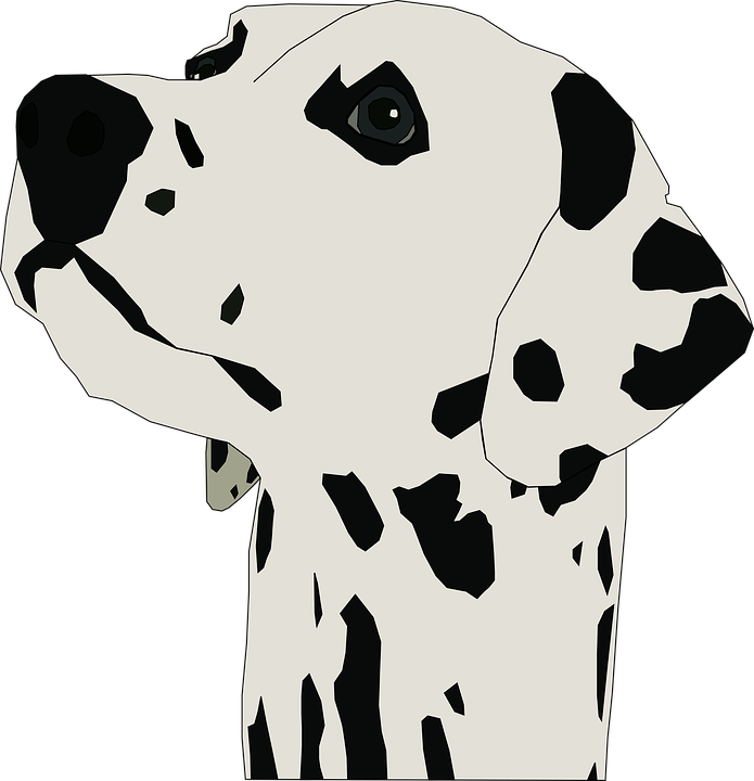 Dog donating money clipart graphic free stock Dalmatian clipart svg - Graphics - Illustrations - Free Download on ... graphic free stock