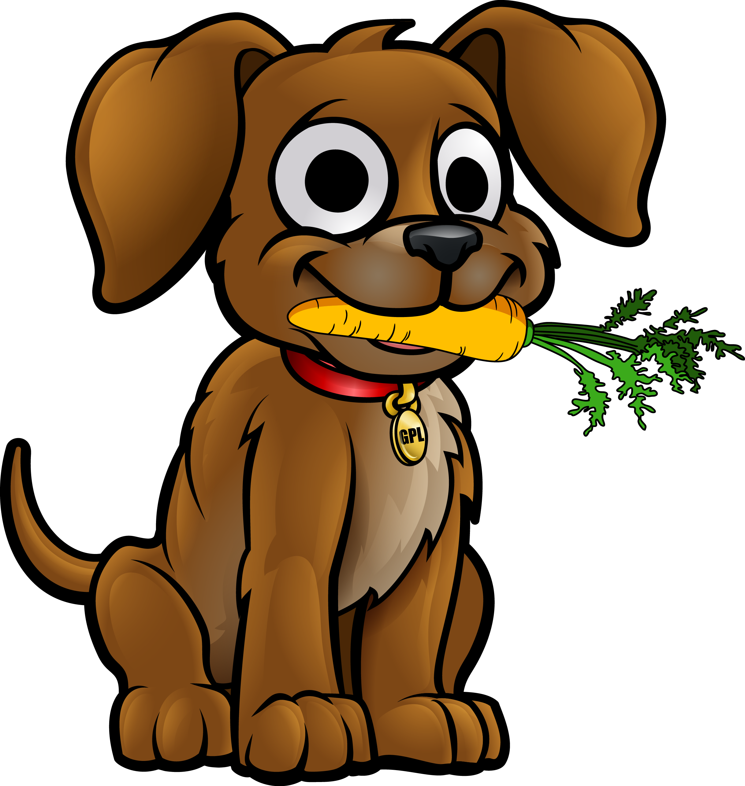 Dog eating treats clipart clip art transparent download Fetch-A-Veg Fundraiser - RVAg clip art transparent download