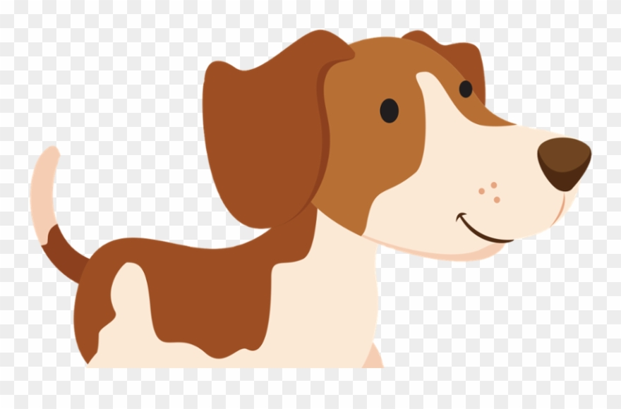 Dog farm clipart image black and white stock Beagle Clipart Pup - Farm Animated Dog - Png Download (#882071 ... image black and white stock