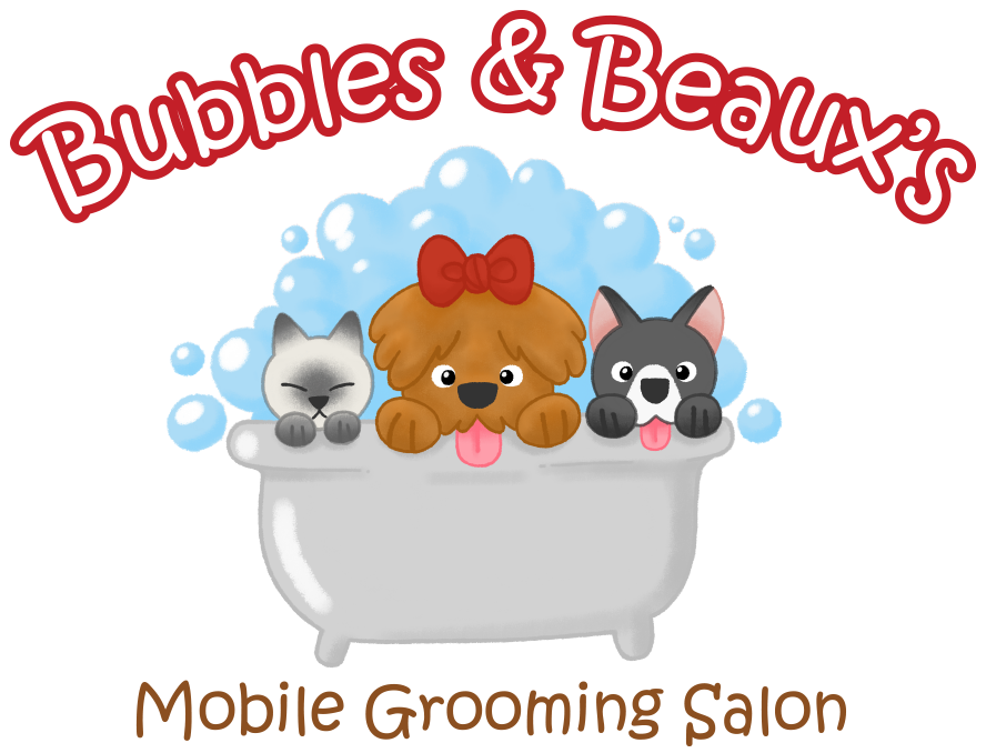 Dog groomer clipart svg free download Bubbles and Beauxs Mobile Grooming | Where the Groomer Comes to You! svg free download